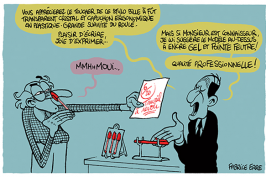 Le (drôle de) quotidien des profs en BD : l'interview de Fabrice Erre !