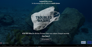 Webdocumentaire Troubled Waters