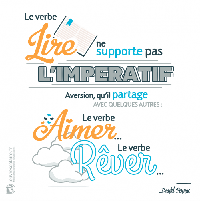 Citation Daniel Pennac
